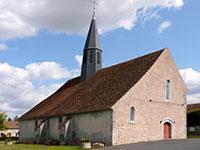 Eglise Saint-Hilliers